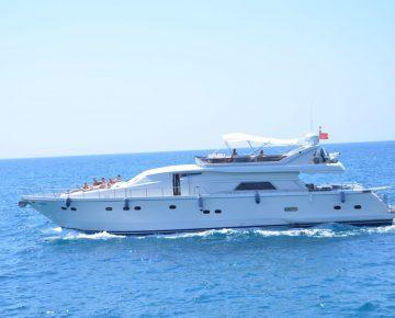 Alanya Özel Tekne Turu