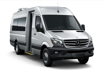 Transfer Private minibus